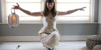 The Way of Tea clothing modelled by Katya Kudlaeva.