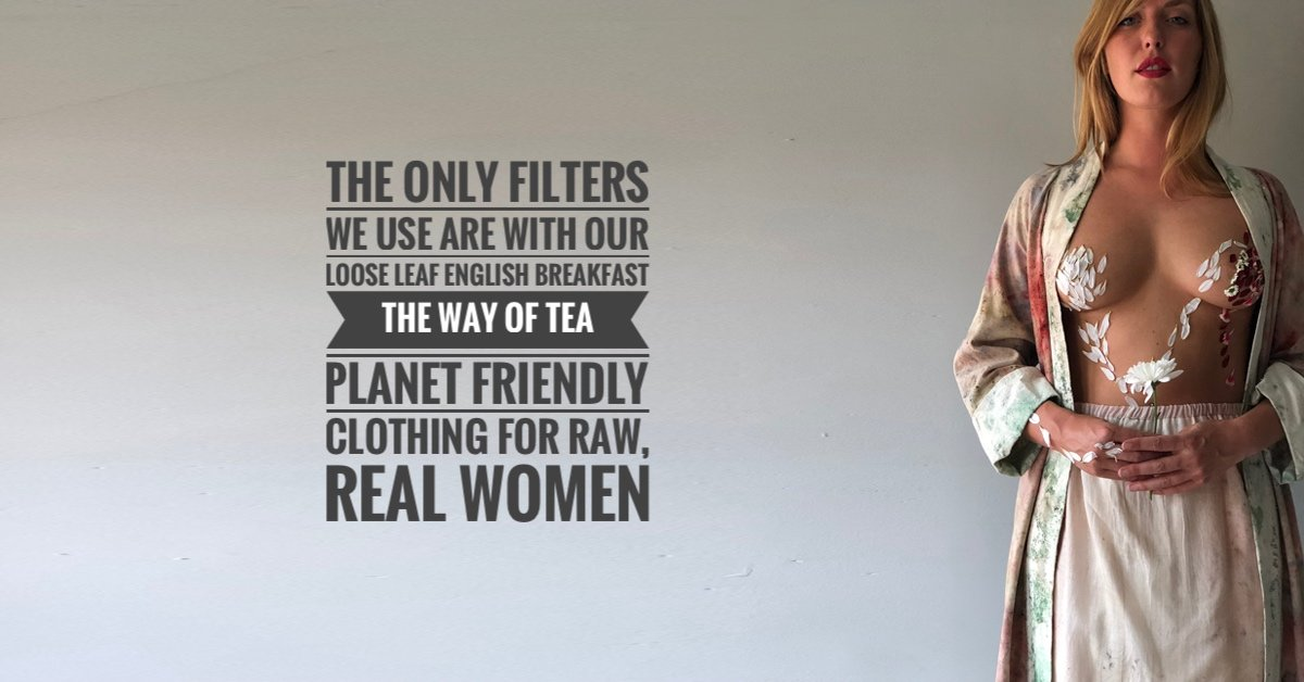 The Way Of Tea Raw and Real